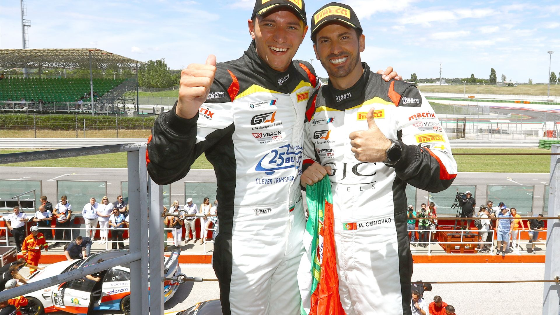 Шампионът по автомобилизъм Павел Лефтеров: За да завършиш първи, първо трябва да завършиш!