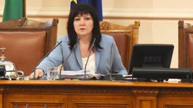 Кортежът на Цвета Караянчева катастрофира, трима са ранени
