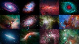 НАСА отпразнува годишнината на свой телескоп с галерия от снимки