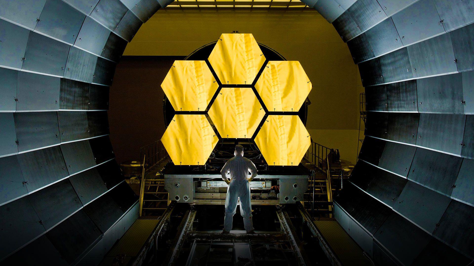 """Телескопът """"Джеймс Уеб"""" най-после е завършен"""