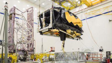 """НАСА отлага изстрелването на орбиталния телескоп """"Джеймс Уеб"""" заради коронавируса"""