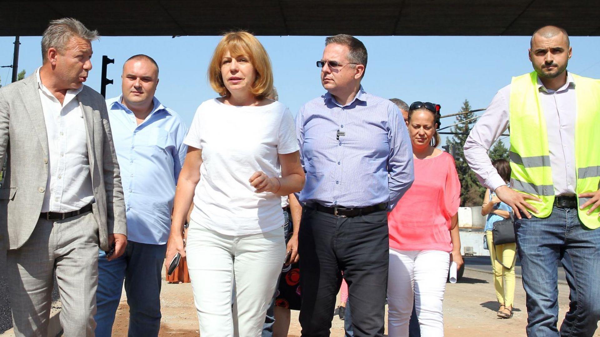 През следващата седмица кметът на София Йорданка Фандъкова ще обяви