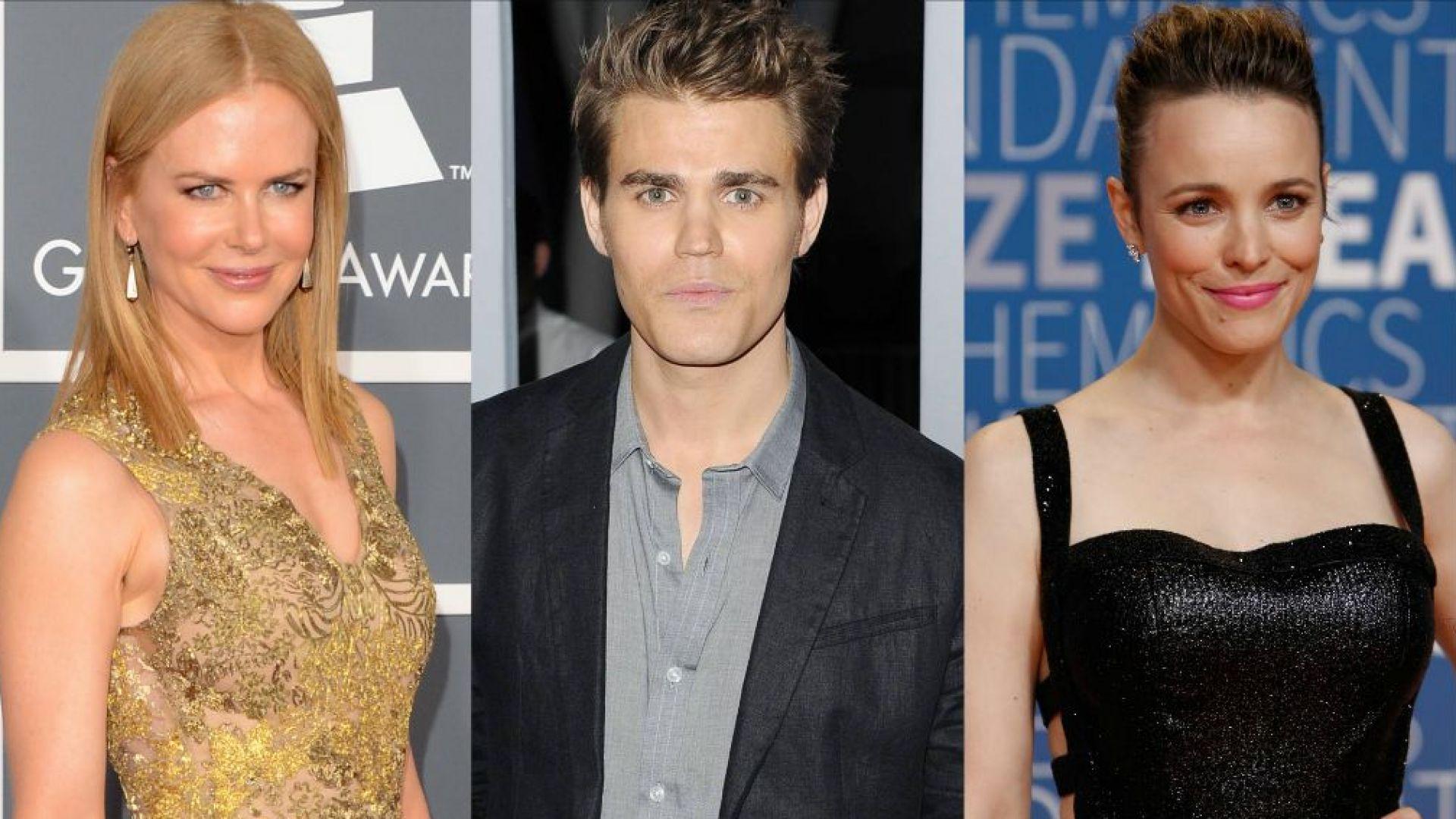 Актьорите, които изиграха по-млади образи от тях самите