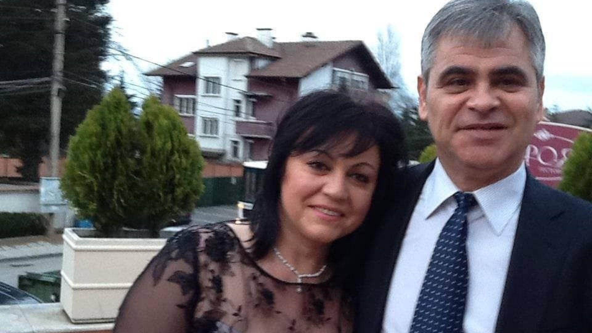 Корнелия Нинова празнува 29 години от сватбения си ден (снимки)