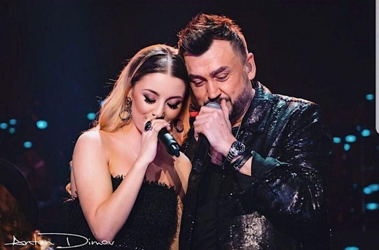 Михаела Маринова и Любо Киров