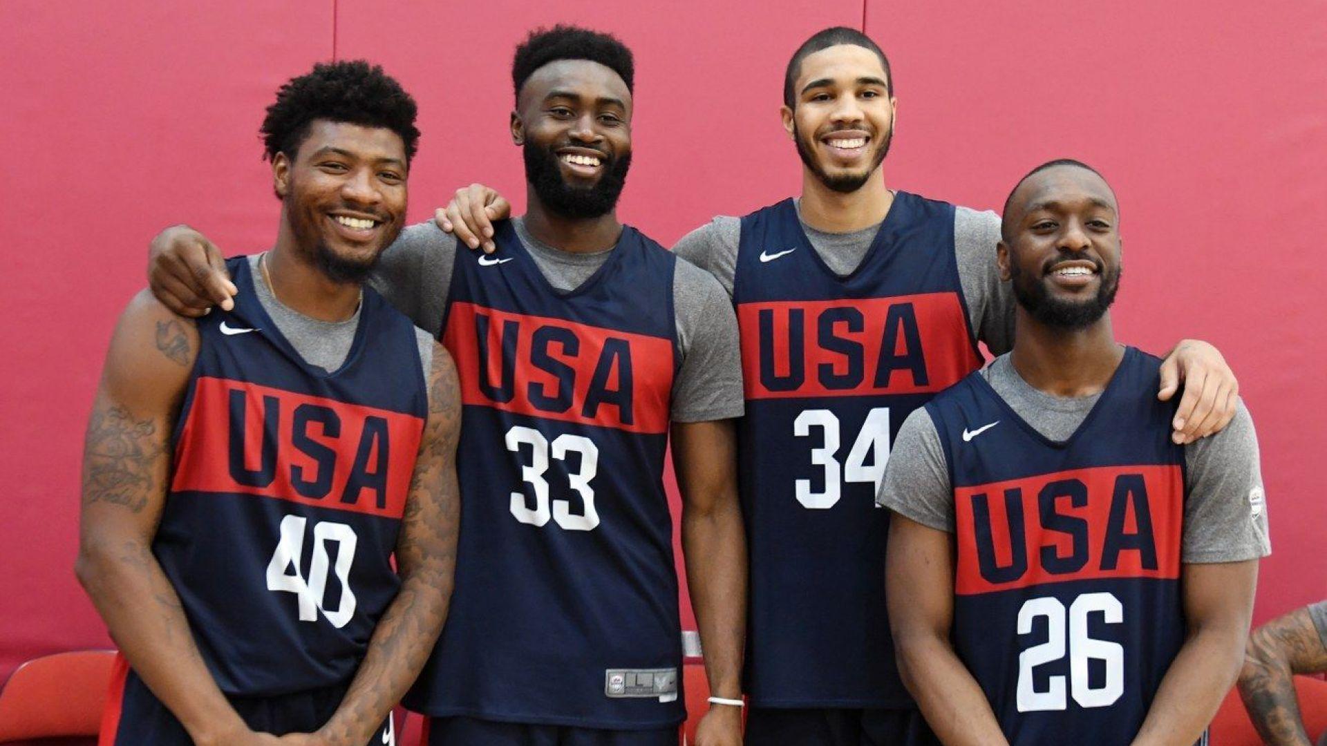 Ще има ли Дриймтим 4? С кои звезди САЩ ще атакува 16-о олимпийско злато?