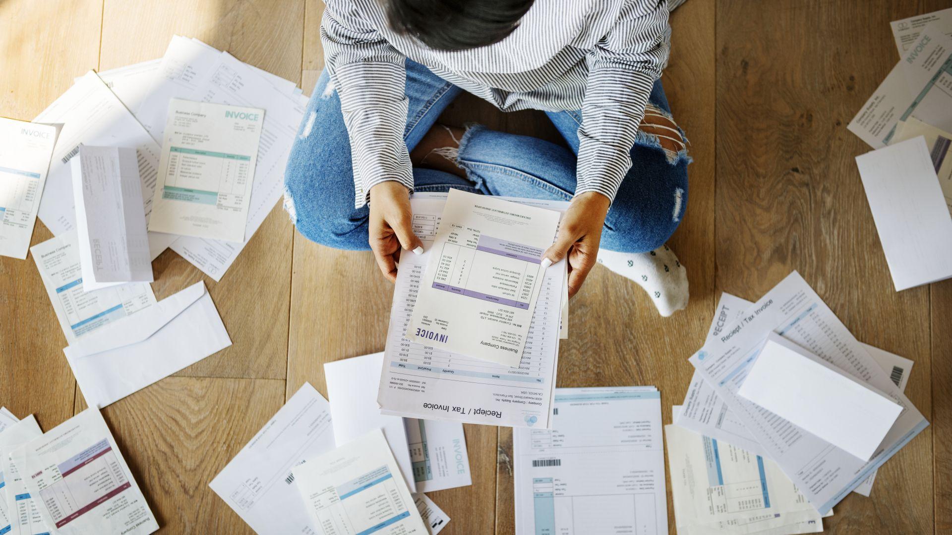 5 типа дългове, които ви повличат надолу