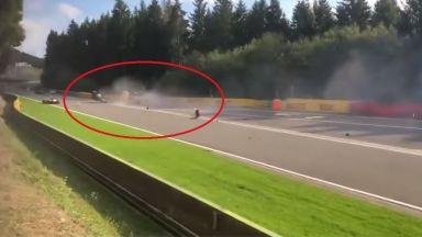 Френски пилот загина при ужасяваща катастрофа във Формула 2