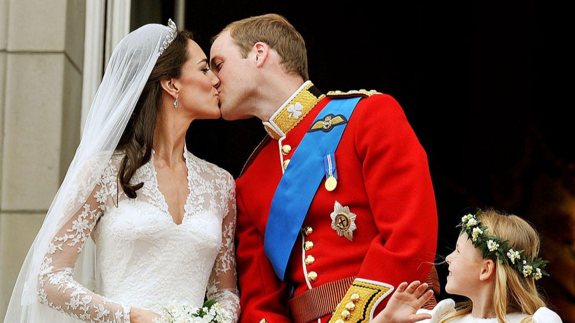 Сватбата на принц Уилиям и Кейт Мидълтън