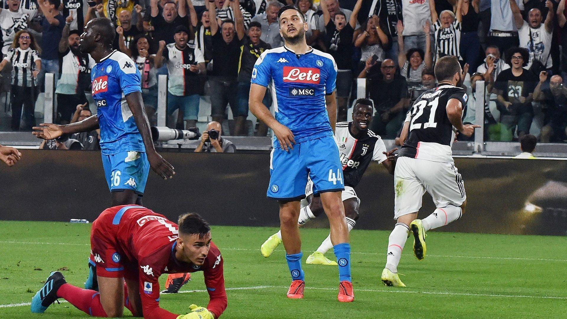 Трилър в Торино: Нелеп автогол съсипа Наполи в шоу срещу Ювентус