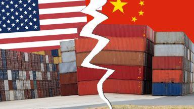 """Китай съобщи за """"значителен напредък"""" в търговските преговори със САЩ"""