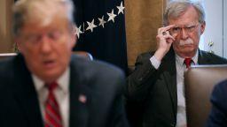 Доналд Тръмп освободи най-близкия си съветник Джон Болтън