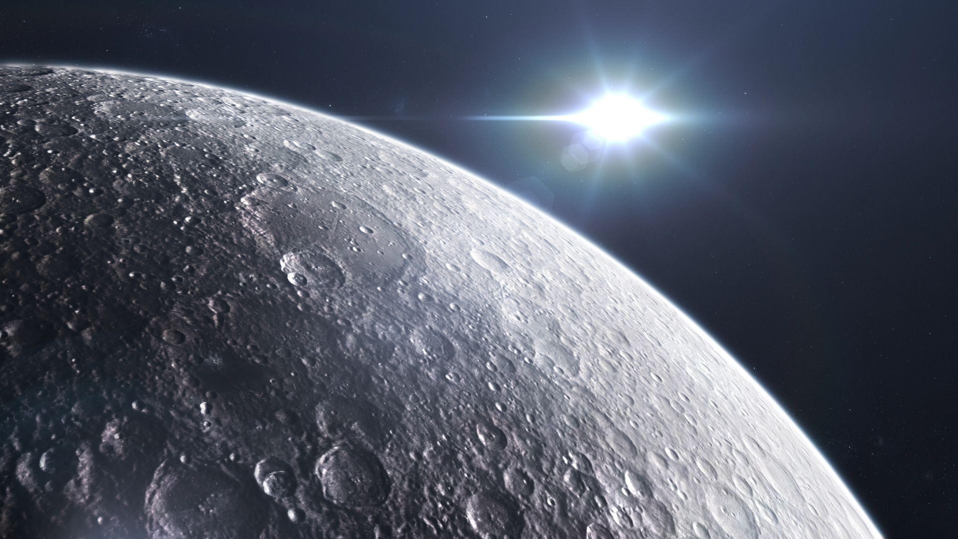 Астрономи откриха вулканично активна екзолуна