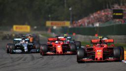 """Шефът на """"Ферари"""" успокои: Сезонът във Формула 1 може да влезе в 2021 г."""