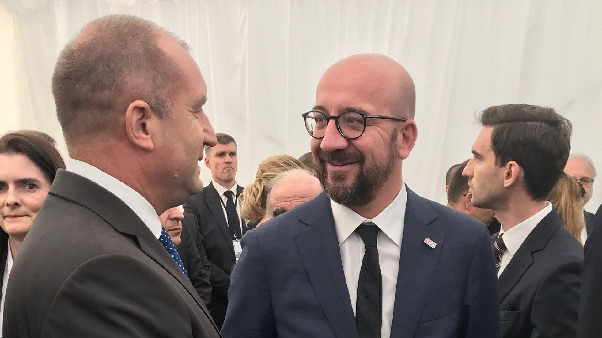 Бъдещият шеф на Европейския съвет  ще се бори за водеща роля в световната арена