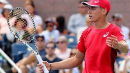 Австралиец си заслужи полуфинал срещу Григор Димитров