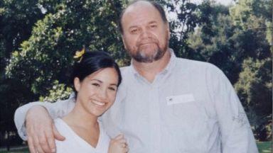 Бащата на Меган ще се радва да я види в съда