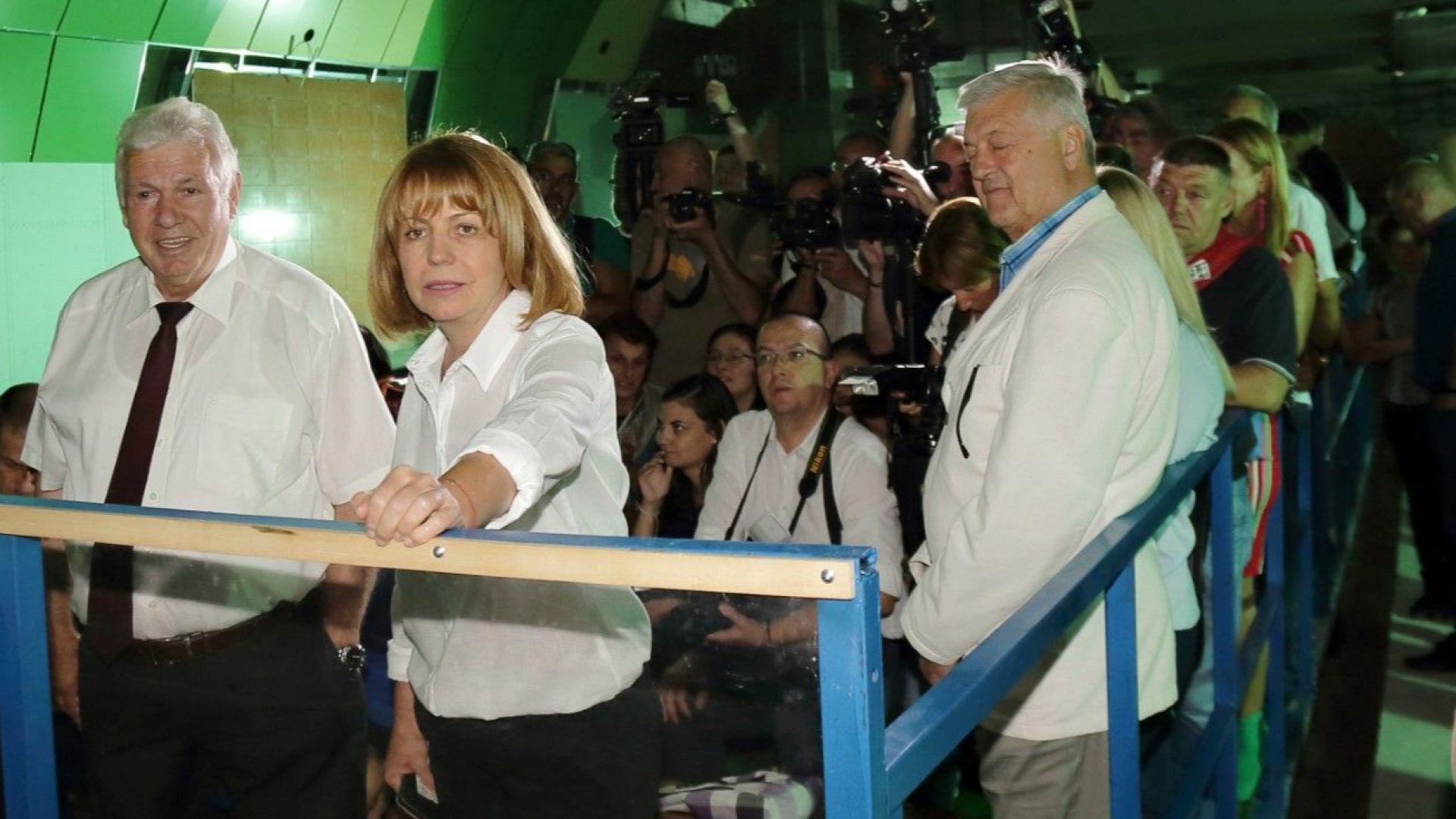 Йорданка Фандъкова обяви, че ще се кандидатира за нов мандат