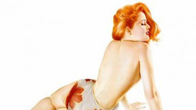 Pin Up еротика от 40-те години на миналия век