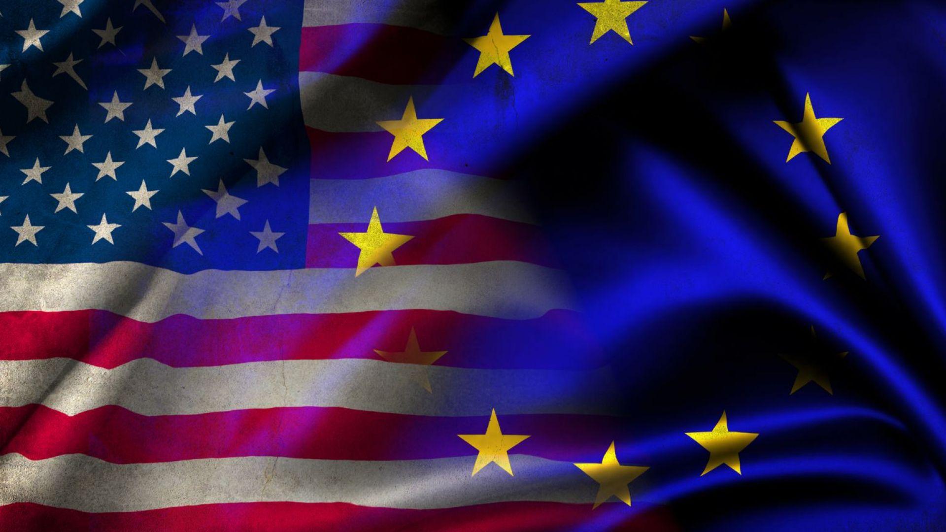 Помпейо в Брюксел: САЩ и ЕС ще решават заедно глобалните въпроси