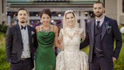 Славея Сиракова с красиви снимки от приказната сватба на сестра си
