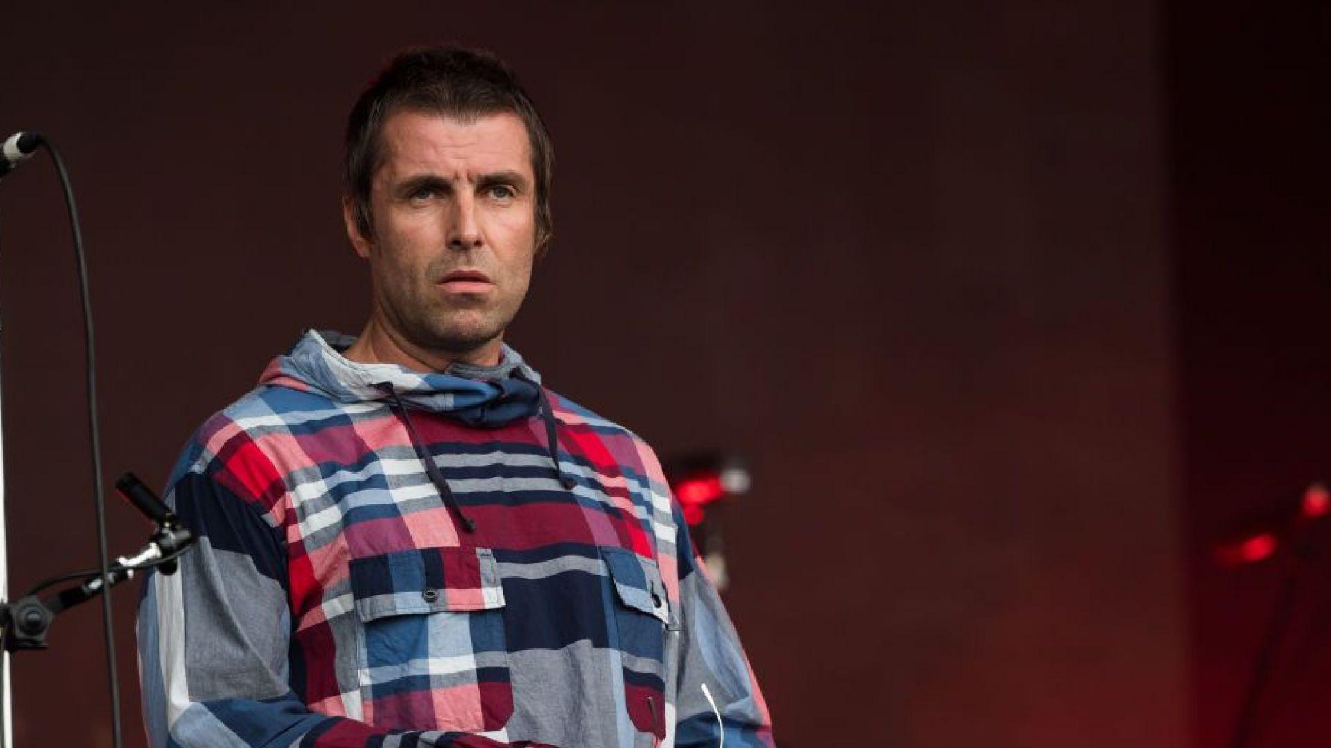 Лиъм Галахър оглави британската класация за албуми