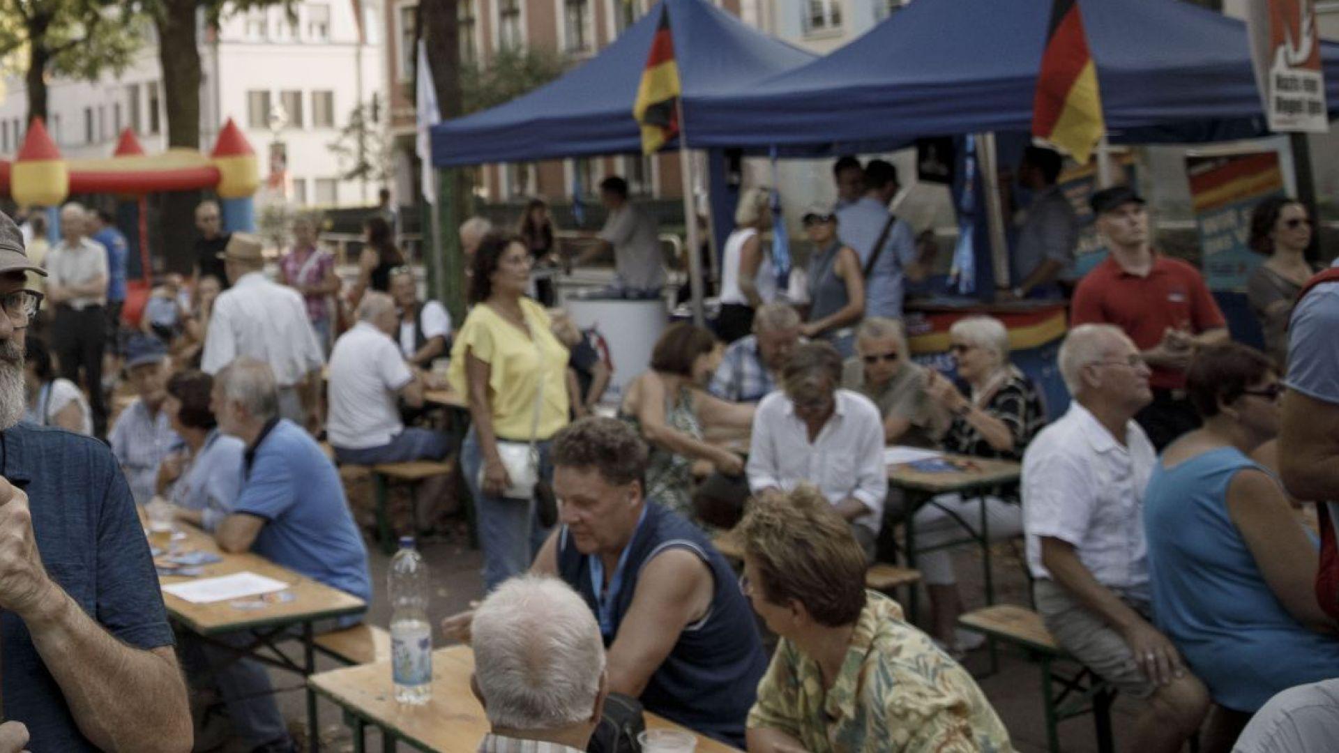 Възрастните крепят традиционните партии в Германия, младите дават живот на крайната десница