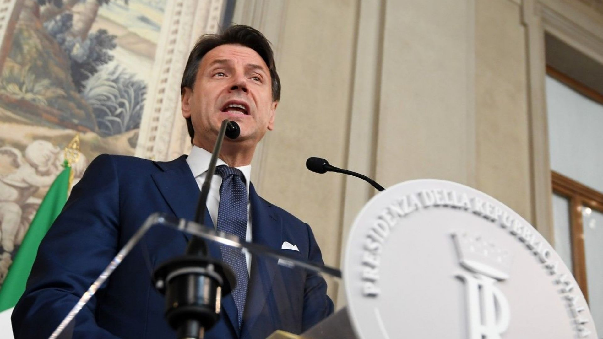 Две враждуващи партии в Италия договориха управленска програма