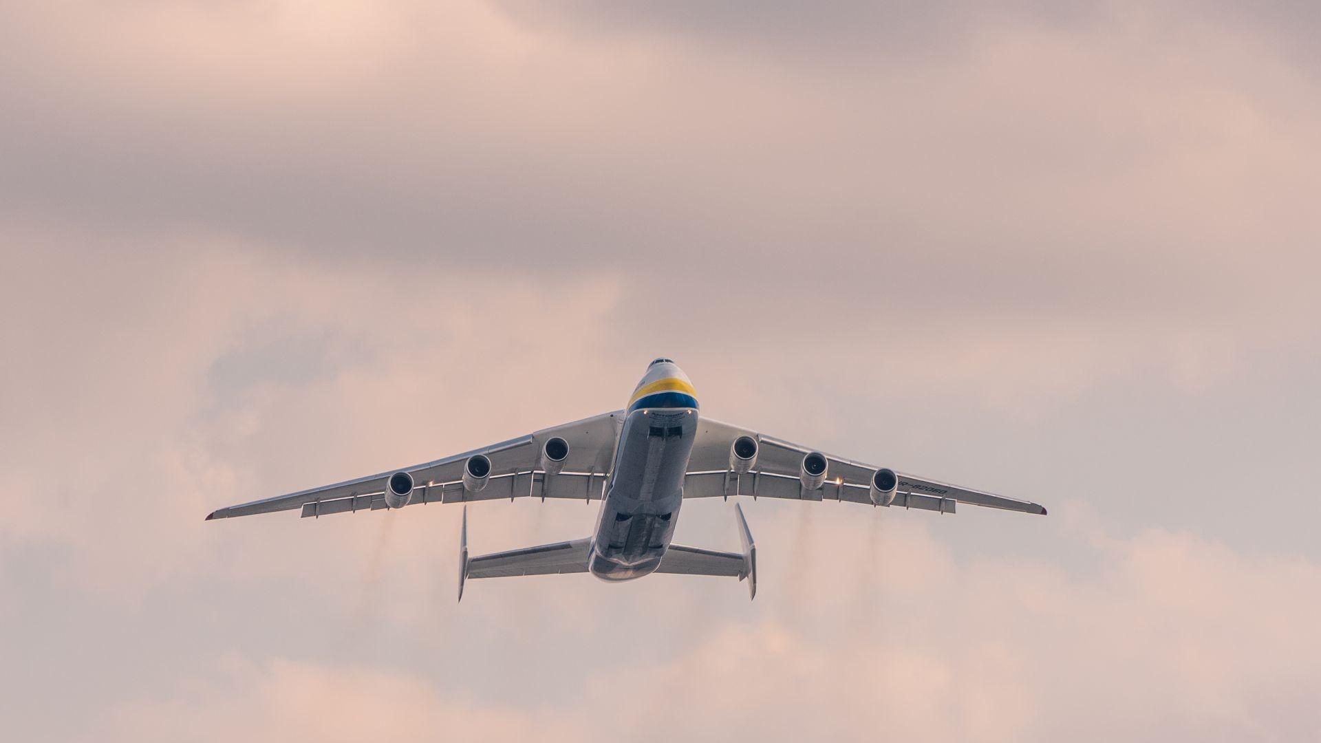 Какво знаем за най-големия товарен самолет в света