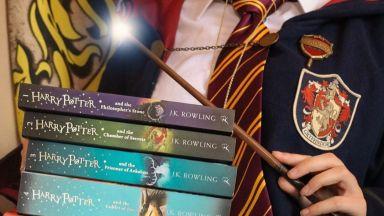 Свещеник забрани книгите за Хари Потър заради опасност от призоваване на зли духове