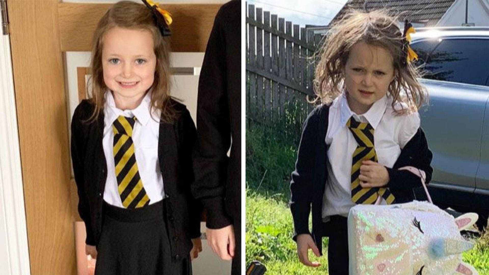Детето преди vs. детето след училище - вижте 10-те разлики