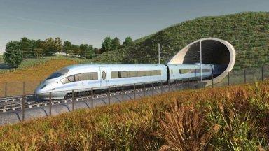 Китай прави пътнически влак със скорост от 1000 км/ч
