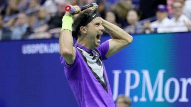 След триумфа над Федерер, Григор никога не е бил толкова близо до мечтата