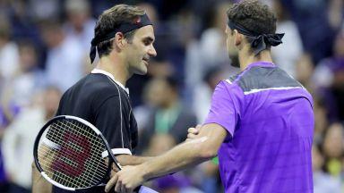 Федерер заговори за заплахата от това да бъде задминат