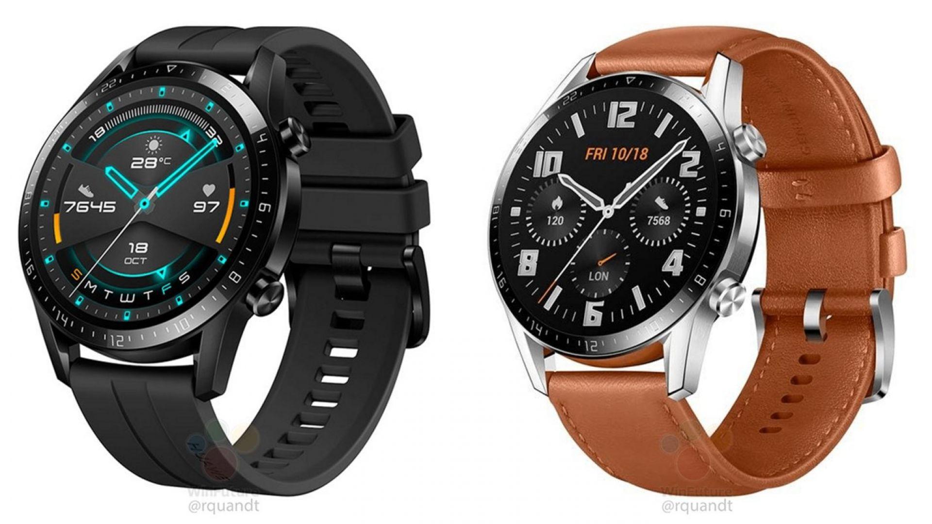 Huawei готви нещо интересно при умните си часовници
