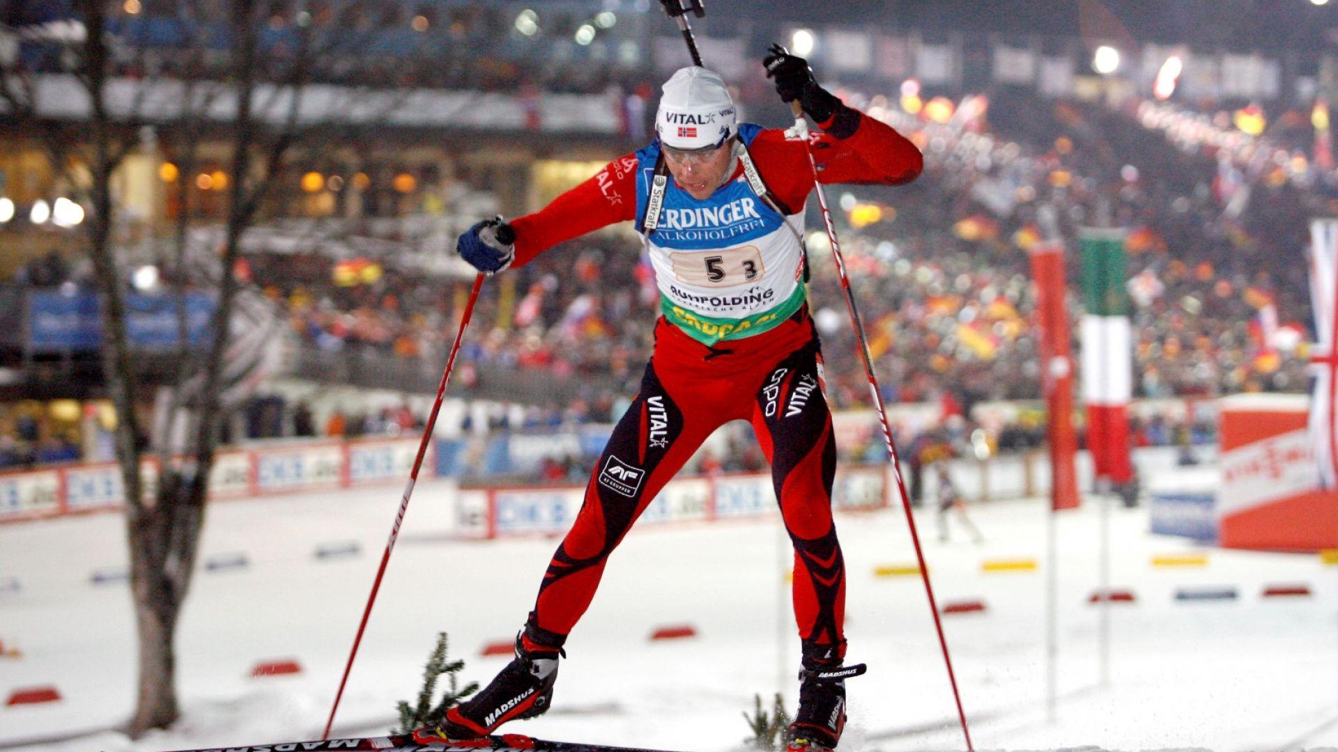 Светът на спорта скърби за Халвард Ханеволд