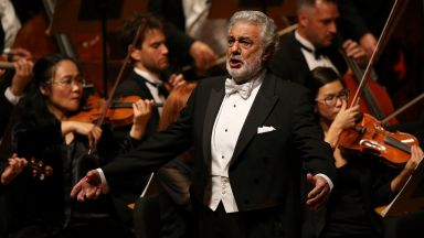Гастролите на Пласидо Доминго във Виенската опера продължават