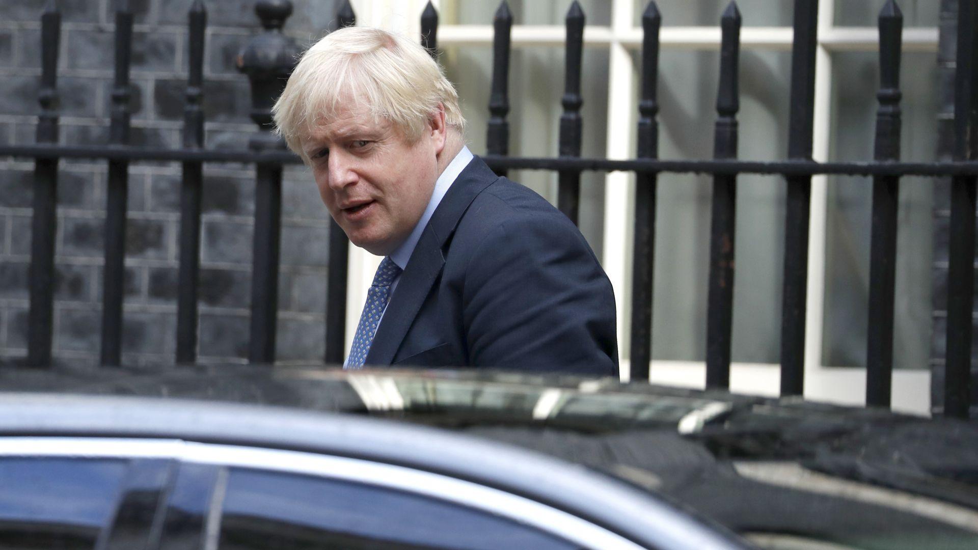 Сблъсъкът в Лондон този вторник (03.09.) бе ожесточен. Борис Джонсън