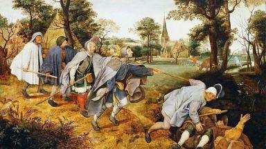 Картина от 16-и век - унищожително предсказание за съвременния свят