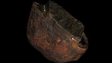 Останки от древна планета бяха открити в известен метеорит
