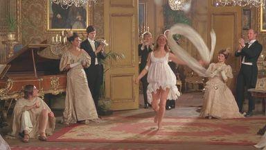 Животът на митичната кралица на танца Айседора Дънкан на Танц Филм Фест
