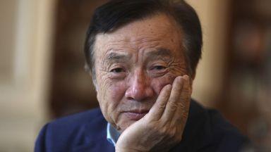 Основателят на Huawei с радикален план около 5G технологиите на компанията