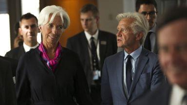 Лагард подкрепи обединяване на облигации на страни от еврозоната в общ актив