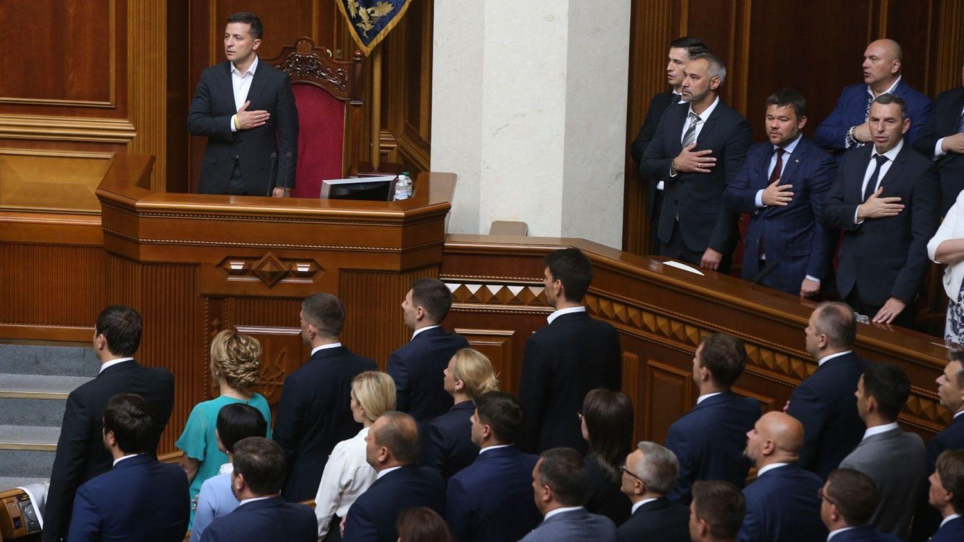 Украинското външно министерство се противопостави днес на идеята на Словения