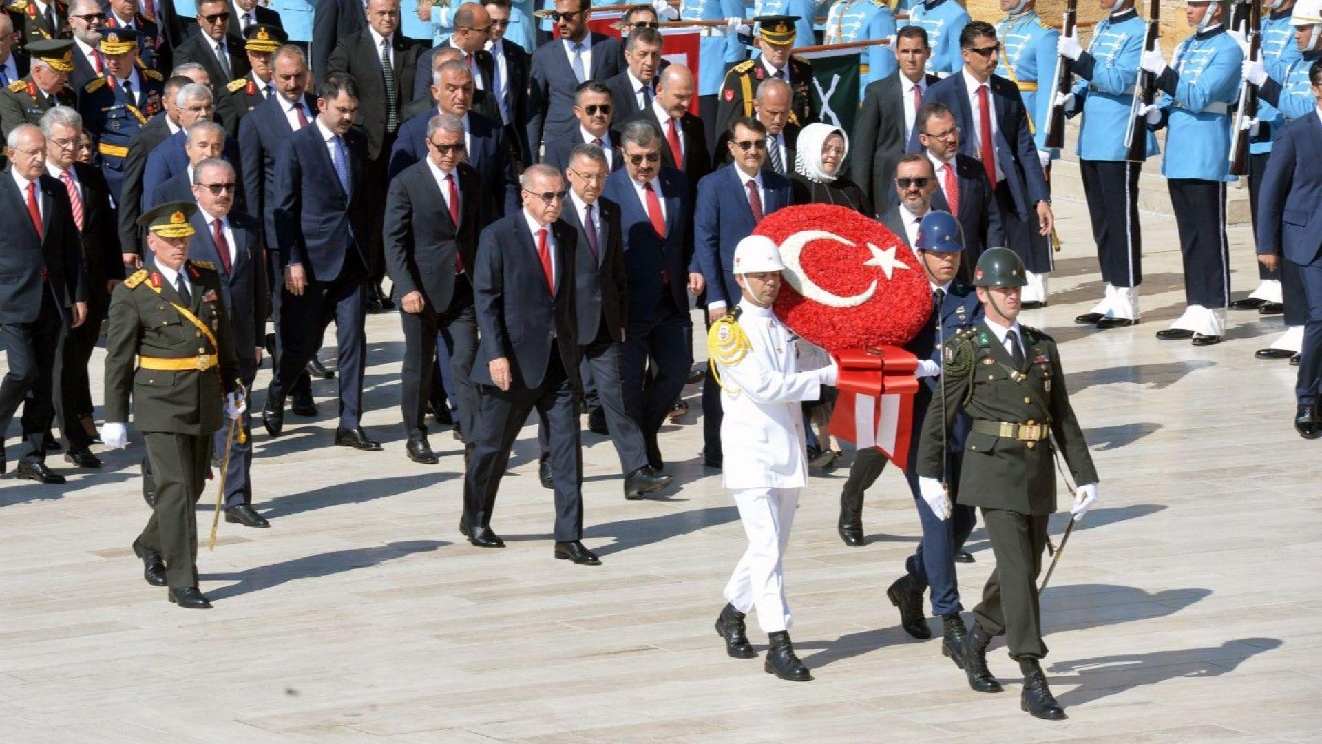 Ердоган даде заявка да превърне Турция в ядрена сила