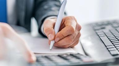 Коригиращите данъчни декларации до 30 септември