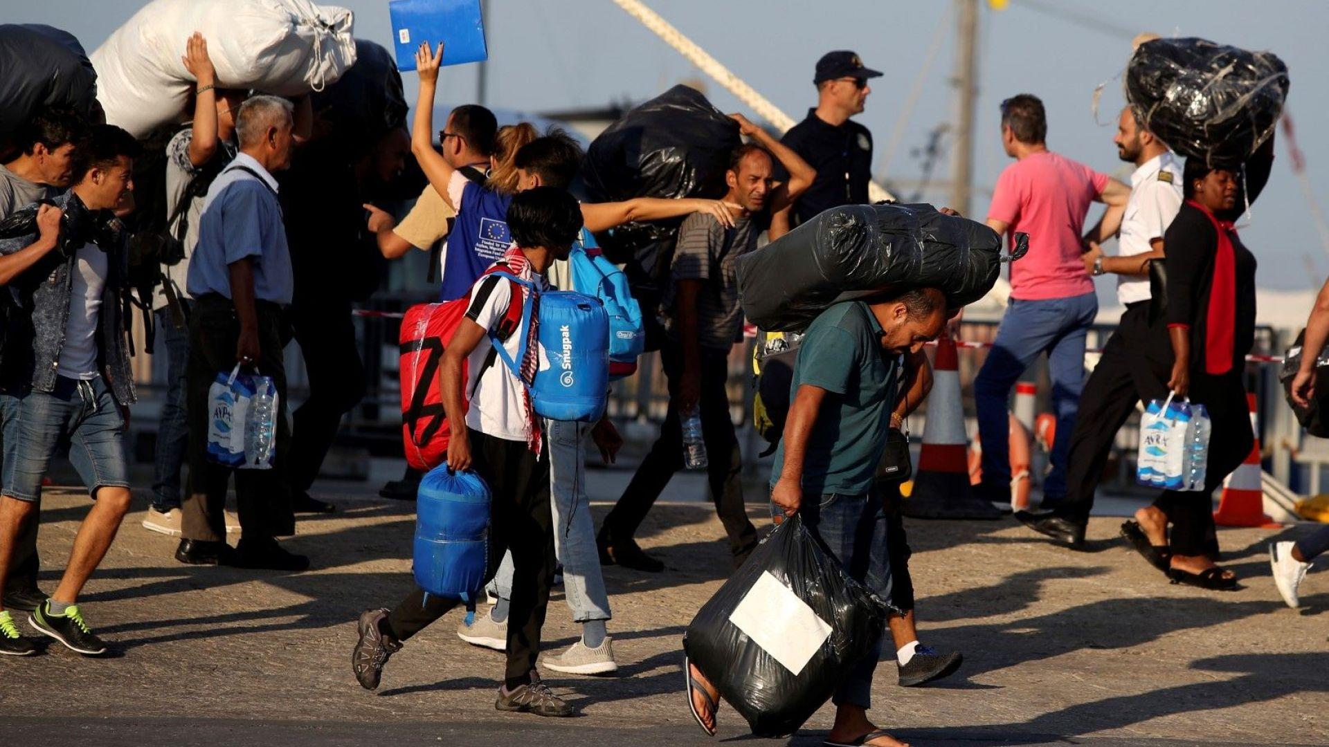 """Гърция отказва убежище на имигранти от Украйна, Албания и още 10 """"сигурни страни"""""""