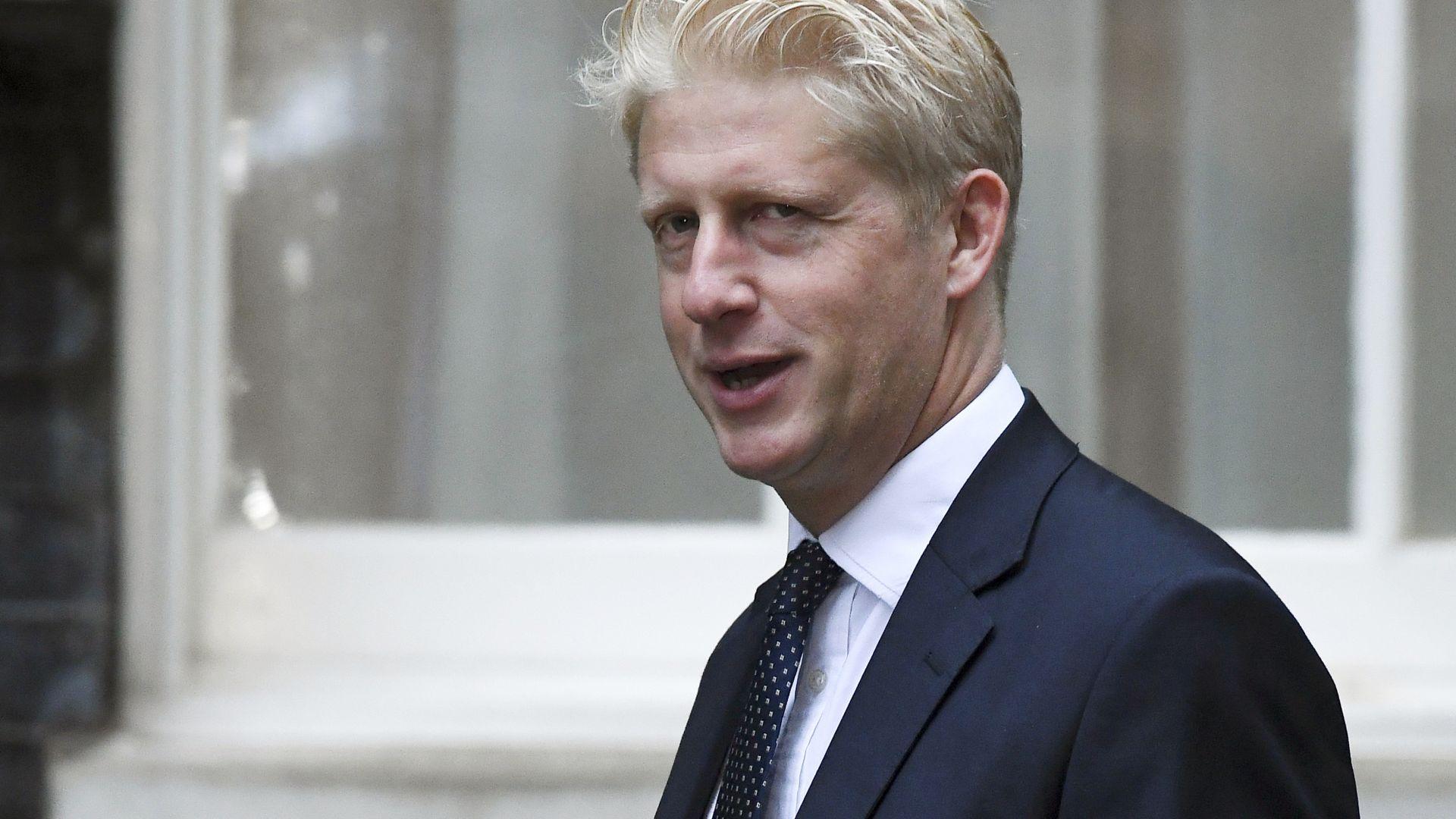 Братът на Борис Джонсън подаде оставка  от правителството и парламента