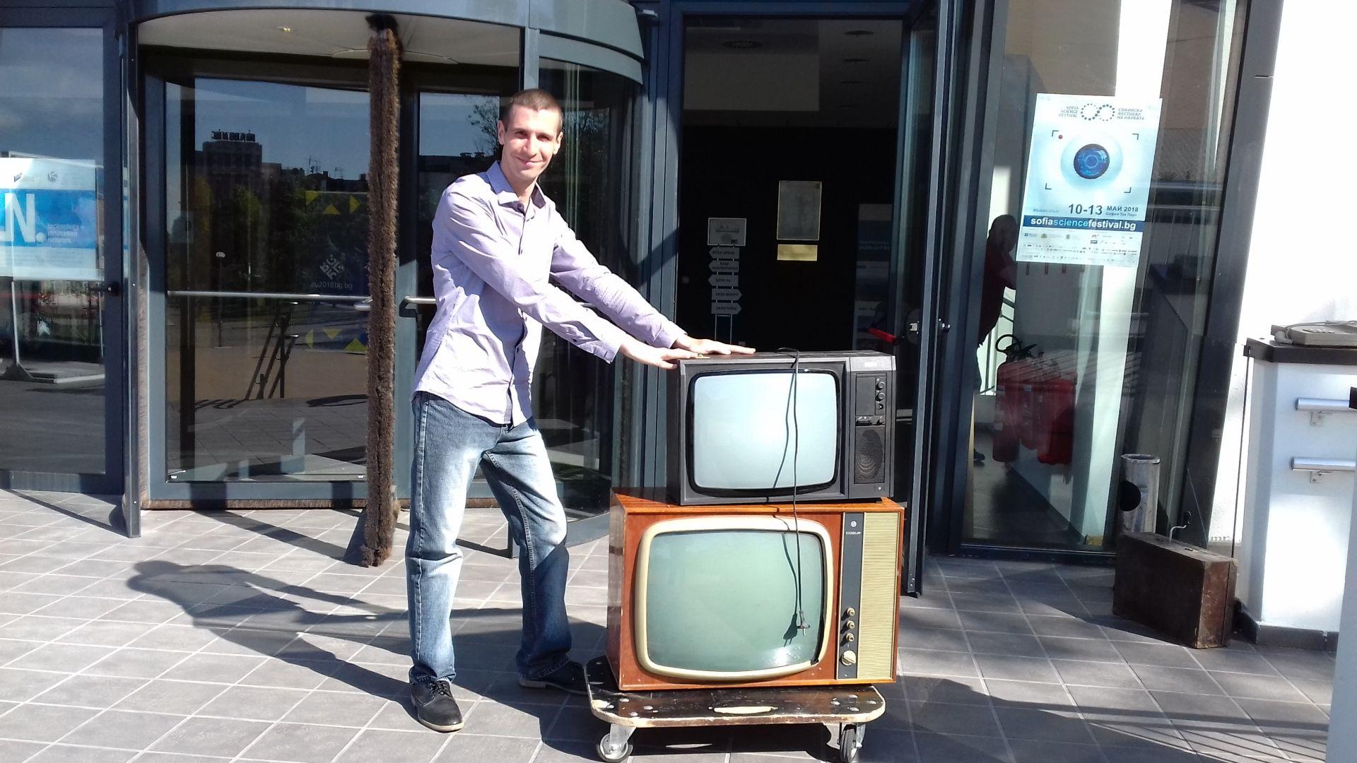 Антон Оруш: Българин проектира цветен телевизор още през 1901 г.