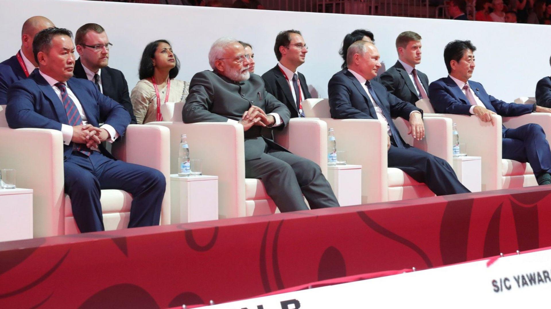 Индия обеща 1 милиард долара заем на Русия за развитие на Далечния Изток